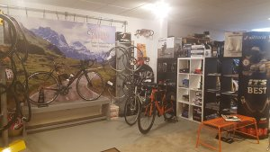 shop in shop the cycling expert driebergen