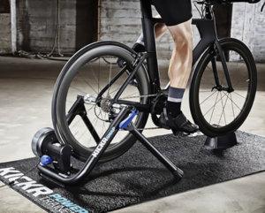 wielrentraining binnen trainen
